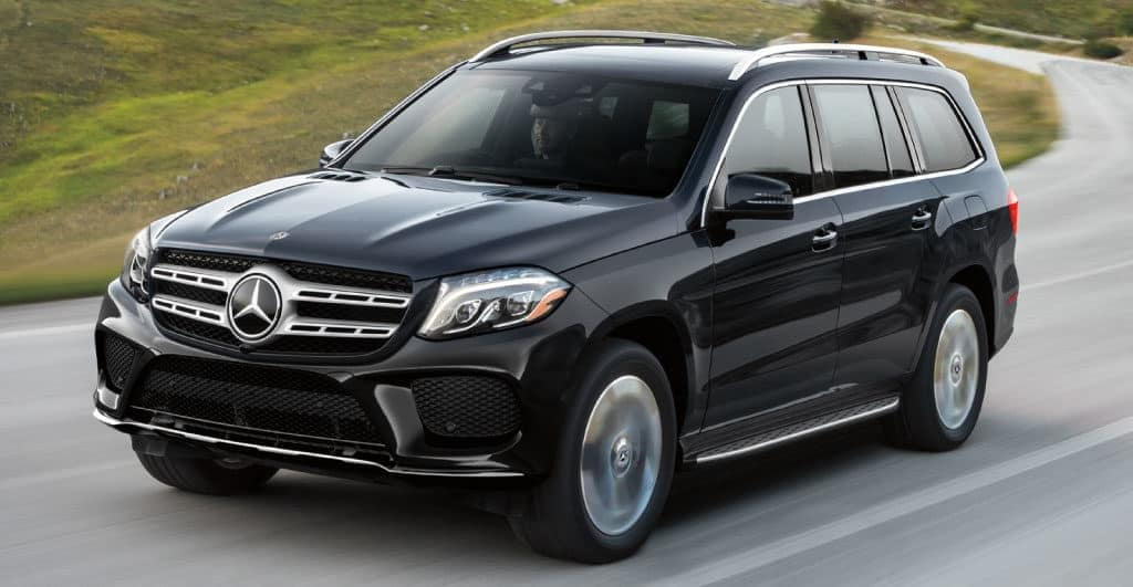 Luxury Mercedes-Benz GLS450 SUV