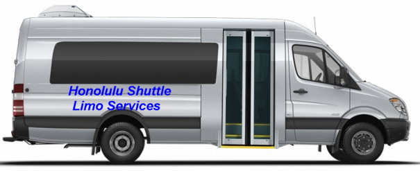 Oahu airport shuttle hawaii luxury car services oahu for Mercedes benz oahu