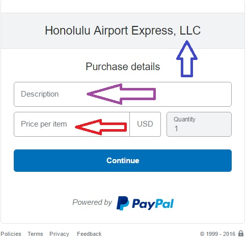 Honolulu shuttle and mercedes benz minibus transfer for Pay mercedes benz online